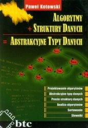 Algorytmy + struktury danych = abstrakcyjne typy danych