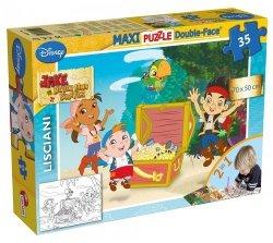 Puzzle dwustronne maxi Jake 35