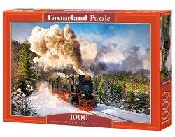 Puzzle Steam Train 1000