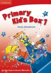 Primary Kid's Box Level 1 Flashcards Polish