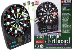 Gra Zręcznosciowa Rzutki elektroniczne Dart Tarcza