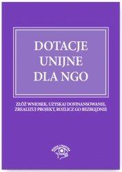 Dotacje unijne dla NGO