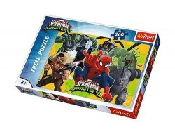 Puzzle Spider-Man Sinister 6 260n
