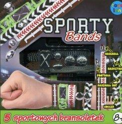 Sporty Bands bransoletki dla chłopców