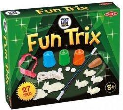 Zestaw sztuczek magicznych Fun Trix
