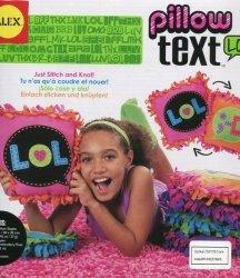 Alex Pillow Text LOL