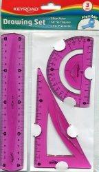 Zestaw geometryczny Keyroad 3 częściowy