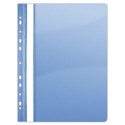 Skoroszyt A4 niebieski 10 sztuk