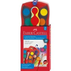 Farby akwarelowe Connector 24 kolory