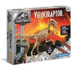 Velociraptor Naukowa zabawa