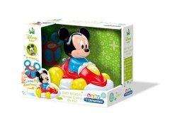 Baby Mickey gokart na pilota