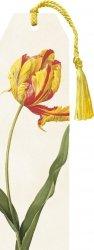 Zakładka 13 ze wstążką Tulipan 2 sztuki