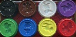 Ciasto masa 8 x 56g mix kolorów