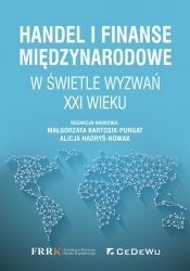 Handel i finanse międzynarodowe w świetle wyzwań XXI wieku
