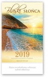 Kalendarz 2019 RE 03 Blaski słońca