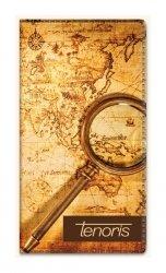 Kalendarz 2019 TENORIS Impress notes żółty