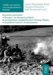 Znaczenie ziemniaka w Europie i na ziemiach polskich ze szczególnym uwzględnieniem Dolnego Śląska w kontekście historii i teraźn