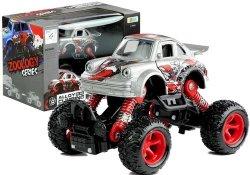 Samochodzik monster truck amortyzatory 1:36