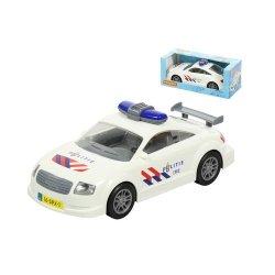 Polizei samochód inercyjny w pudełku