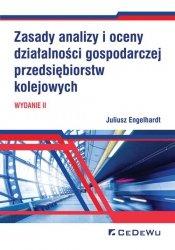Zasady analizy i oceny działalności gospodarczej przedsiębiorstw kolejowych