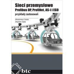 Sieci przemysłowe Profibus DP, ProfiNet, AS-i i EGD