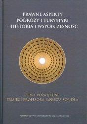 Prawne aspekty podróży i turystyki - Historia i współczesność