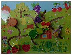 Tablica edukacyjna Owoce