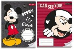 Zeszyt A5 w kratkę 32 kartki Minnie&Mickey 10 sztuk