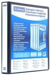 Segregator ofertowy Donau PP 4RD/50 czarny