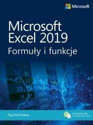 Microsoft Excel 2019 Formuły i funkcje