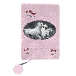 Pluszowy pamiętnik Paso Horse różowy