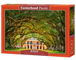 Puzzle 1000 Oak Alley Plantation