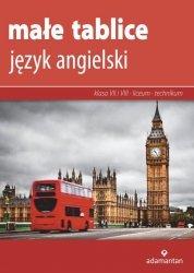 Małe tablice Język angielski 2019