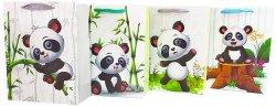 Torebka Lux A4 Panda 12 sztuk