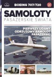 Samoloty pasażerskie świata Tom 37 Boeing 707/720