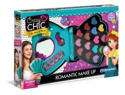 Crazy Chic Romantyczny makijaż