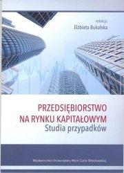 Przedsiębiorstwo na rynku kapitałowym