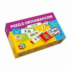 Puzzle ortograficzne H i CH