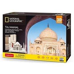 Puzzle 3D Taj Mahal 87