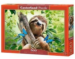 Puzzle 500 Sloth