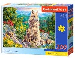 Puzzle 200 Premium New Generation