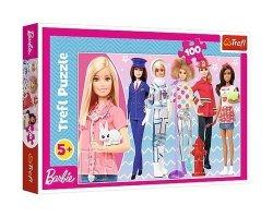 Puzzle Barbie Możesz być kim chcesz 100