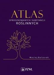 Atlas sproszkowanych substancji roślinnych.