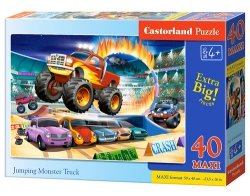 Puzzle Maxi Jumping Monster Truck 40