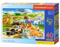 Puzzle maxi Safari Adventure 40