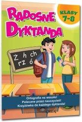 Radosne dyktanda klasy 7-8