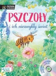 Pszczoły i ich niezwykły świat Książka z płytą CD