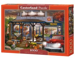 Puzzle Jeb's General Store 1000