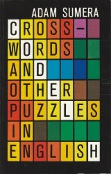 Crosswords and other puzzles in English