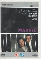 Alfred Hitchcock Marnie DVD
